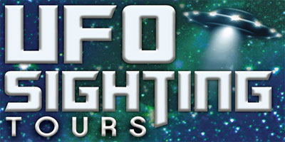 UFO Sighting Tours with Melinda Leslie