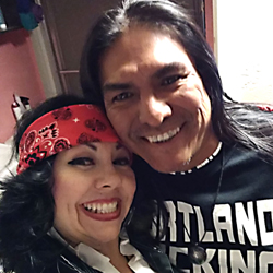 Anthony and Tammy Chino