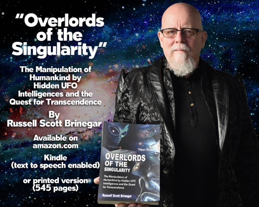 Overlords of the Singularity Russell Scott Brinegar
