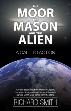 the moor the mason and the alien richard smith